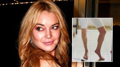 Fansen jubler over å ha Lindsay Lohan tilbake på Instagram, men én detalj forvirrer dem.