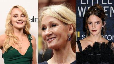 J.K. Rowling får krass kritikk for sine nylige uttalelser, også fra skuespillerne som har spilt i filmatiseringen av bøkene hennes.
