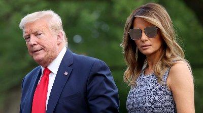 I den nye boken kommer det blant annet frem at Melania Trump først flyttet inn i Det hvite hus etter at hun hadde reforhandlet ekteskapsavtalen med Donald Trump.