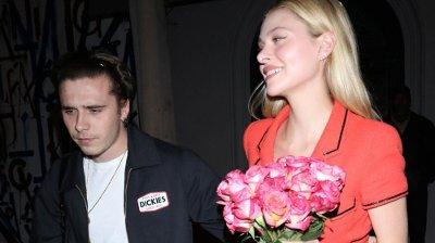 Brooklyn Beckham og Nicola Peltz har forlovet seg.