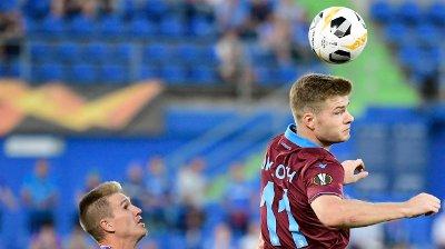 MÅL OG ASSIST: Sørloth herjet i den tyrkiske cupfinalen.