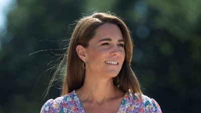 KJOLE: Kate Middleton i norske Faithfull the Brand.