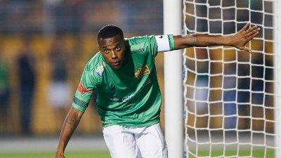 SKILLER LAG: Robinho er ikke lenger ønsket i Santos.