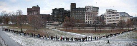 Oslo 19. november dokø Oslo Amnesty