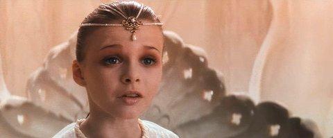 Tami Stronach spilte barnekeiserinnen i Den uendelige historien.