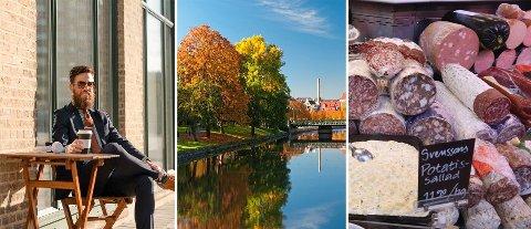 Sveriges nest største by har enormt mye å tilby turister. Du finner en rekke cafeer, fine turer og matmarkeder.