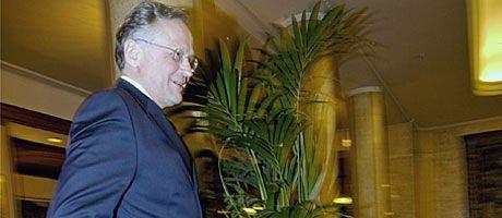 Svein Gjedrem Sentralbanksjefen Årstale 2008