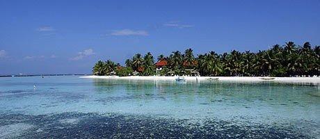 Illustrasjonsfoto Maldivene.