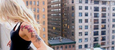 TATTOO OR NOT: Denne tatoveringen er faktisk ikke ekte ...