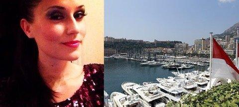 Kommende sommer flytter Emilie Westbye (25), kjent som bloggeren lamademoiselledemonaco, til fyrstedømmet Monaco. – Det er her jeg kan være meg selv, og det er her jeg klarer å leve. Jeg har gitt klar beskjed om at min aske skal spres nettopp her, sier hun.