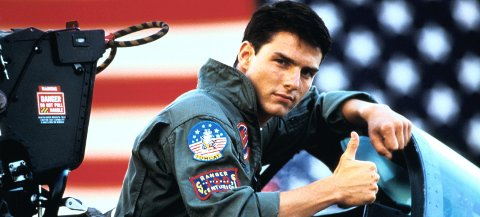 JENTER VIL gjerne ha en pilot, men det blir nok vanskelig å konkurrere mot Tom Cruise i Top Gun?