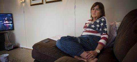 SKADET: Venche B. Kalleberg (47) fikk omfattende skader da hjertet hennes stoppet i rundt 40 minutter.