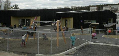BARNEHAGEKUTT: Byrådet varslet kutt på 316 millioner til Oslos bydeler. Det betyr kutt i barnehagene.