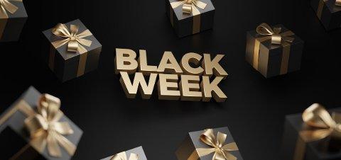 Black Weekend er her.