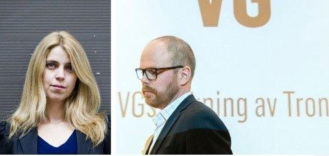 Både Alexandra Beverfjord i Dagbladet og Gard Steiro i VG avviser endringer i Vær Varsom-plakaten etter sistnevntes «kollaps» i Bar Vulkan-saken.
