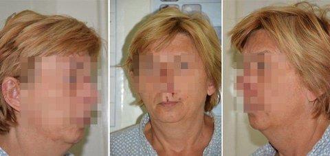 MYSTISK KVINNE: Kvinnen ble endelig identifisert etter at det lokale politiet gikk ut med både bilde og beskrivelse av kvinnen, i håp om å fastslå den mystiske kvinnens identitet.