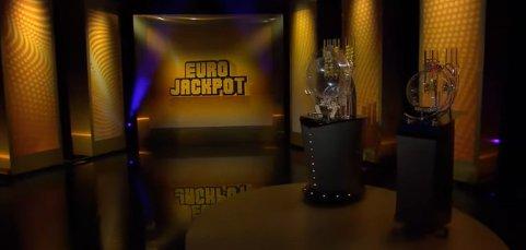 Slik ser studioet hvor Eurojackpot automatisk trekkes ut i Finland. Trekningen skjer hver fredag. Fredag 1. mai stakk 1 vinner av med hele potten på over 1 milliard kroner.