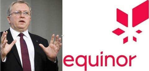 Statoil-sjef Eldar Sætre signaliserer tydelig at han vil være energiprodusent, ikke bare oljeprodusent.