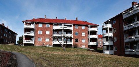 DYRE LEILIGHETER: Det er spesielt rift om de mindre leilighetene i Oslo, her fra Etterstadsletta i Oslo øst.