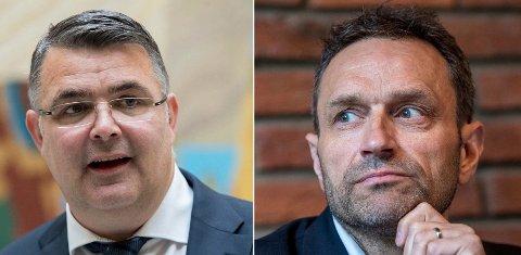 Miljøpartiet De Grønnes talsperson Arild Hermstad mener olje- og energiminister lar seg styre av det Hermstad mener er en lobbyorganisasjon for olje og gass.