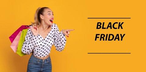 Skal du få folk til å klikke på saker om Black Friday vil en kvinne virke bedre enn en mann, og fargen bør være oransje. Ser du bort fra dette sleipe trikset så kan du se på tipsene under. De er veldig gode!