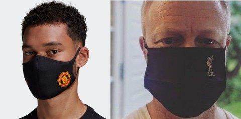 Velger du Manchester United eller Liverpool FC?