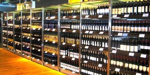 Fra 1. juli kan du kjøpe seks flasker vin i taxfree-en.
