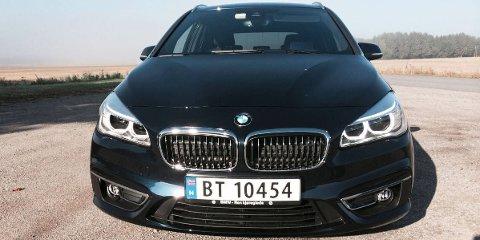 BMW 2-serie Active Tourer er i landet - nå skal BMW også stjele kunder i flerbrukbil-segmentet.