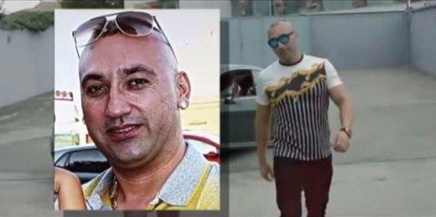 Det var fra denne musikkvideoen at spansk politi oppdaget Fransisco Tejon