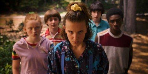 Mange venter på sesong 3 av Stranger Things med premiere 4.juli