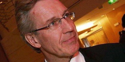 PENGENE FOSSER INN: Olav Nils Sunde har tjent 1 milliard kroner de to seneste årene.