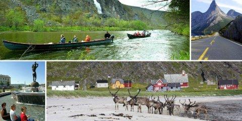 VAKKERT: Denne sommeren er den beste muligheten til å oppdage og utforske Nord-Norge, skriver Skjalg Fjellheim.