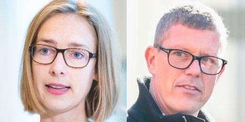 FRUSTRERT: Eventgründer og manager Jan Fredrik Karlsen beskriver pressekonferansen med næringsminister Iselin Nybø (V) i forrige uke som «utrolig skuffende».