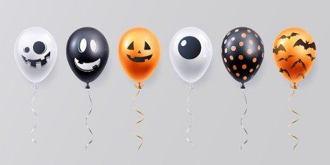 Halloween-salg!