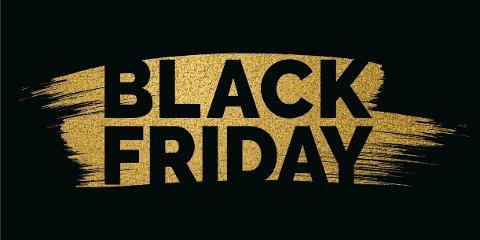 Black Friday 2020 - alle salgene får du oversikt over her.