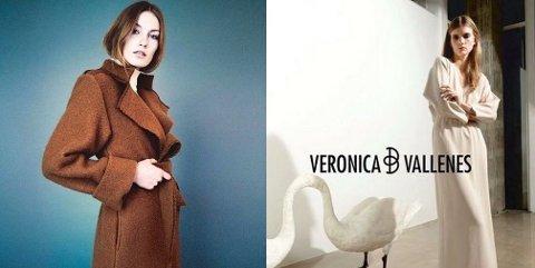 To av designerne som skal vise i samarbeid med varehusene er Elisabeth Stray Pedersen og Veronica B. Vallenes. Foto: Produsentene