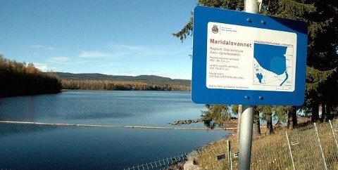 Det har i høst vært mer vann i Maridalsvannet enn normalt, melder Vann- og avløpsetaten.