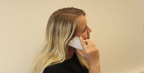 FORBUD: Politiker i Vestre Aker vil foreslå å forby mobilbruk på skolene.