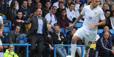 FULL FORVIRRING: Leeds' eier sier Darko Milanic har fått sparken. Selv hevder han å være på ferie.