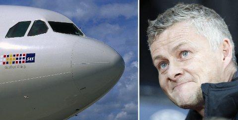 Norge har «Gunnar Solskjær-feber» og nå øker antall flyavganger til Manchester kraftig. Større fly blir det også.