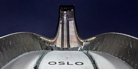 AVLYST: Det blir ikke verdenscuprenn i Holmenkollen i år.