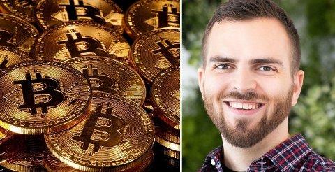 GLEMT PASSORD: Stefan Thomas, en tyskfødt programmerer i San Francisco, har to forsøk igjen på å redde sin egen bitcoin-formue.
