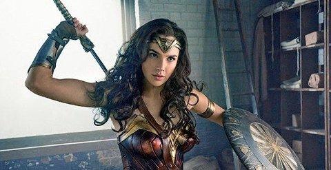 FN-AMBASSADØR: Superheltinnen Wonder Woman blir ny FN-ambassadør.