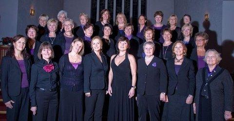 Søndag f.k. er det igjen konsert med Kor Aktivum i Grefsen Kirke.