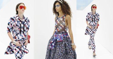POPULÆR: Chanel stakk av med førsteplassen, og er den mest populære visningen fra moteukene. Foto: Getty Images