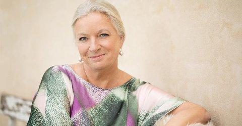 DESIGNER: Ilse Jacobsen mistenker at mange utnytter sykelønnsordningen i Danmark. I Norge er sykefraværet nesten dobbelt så høyt som blant danskene.
