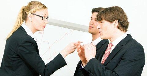 Ikke alle personlighetstrekk er like godt egnet i et arbeidsmiljø.