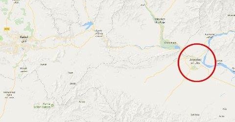 REDD BARNA: Væpnede menn har stormet Redd Barnas kontor i Jalalabad øst i Afghanistan.