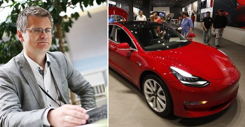 Prosjektleder Pål Rasmus Silseth karakteriserer overfor DN Teslas fall som fryktelig og for en katastrofe å regne med det utgangspunktet de hadde.