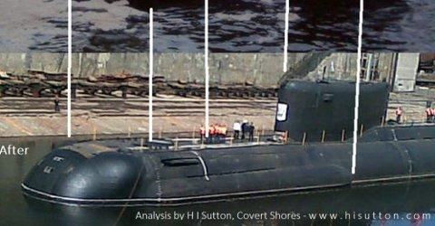 Testubåten Sarov har brukt Svezdotsjka-vefftet som base og kan ha fristet E-folkene i Kirkenes til å bite på russernes agn.